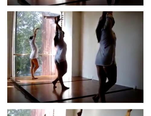 Danza en estudio 184